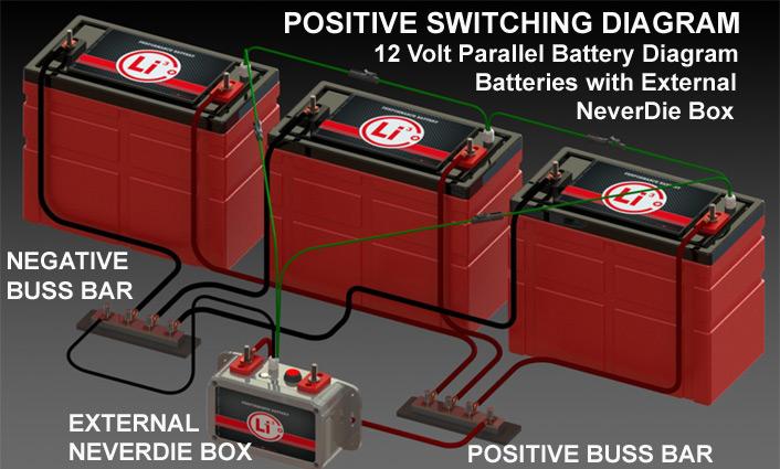 Wiring Multiple Batteries In Parallel