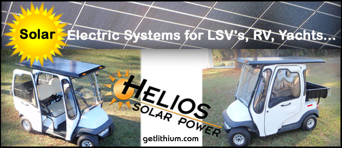 Click here to find out more about solar power products for your home, cabin, business, industry, electric golf cart, RV, yacht, sailboat and more...
